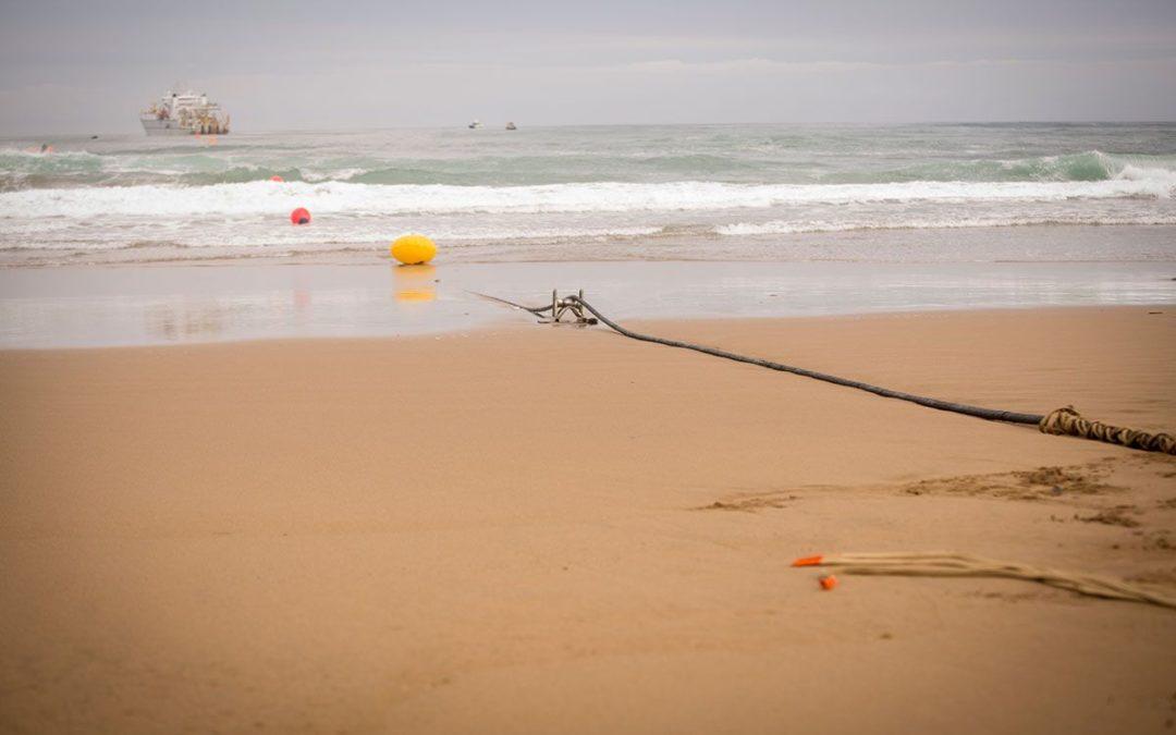 Kabel dužine 6600 km preko oceana povezuje Europu i Ameriku