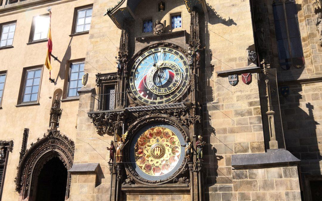 Praški astronomski sat najstariji je sat na svijetu koji još uvijek radi
