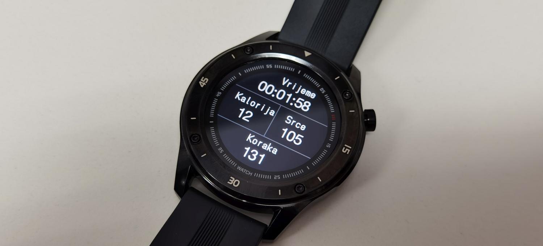 meanIT Smartwatch M9 Light