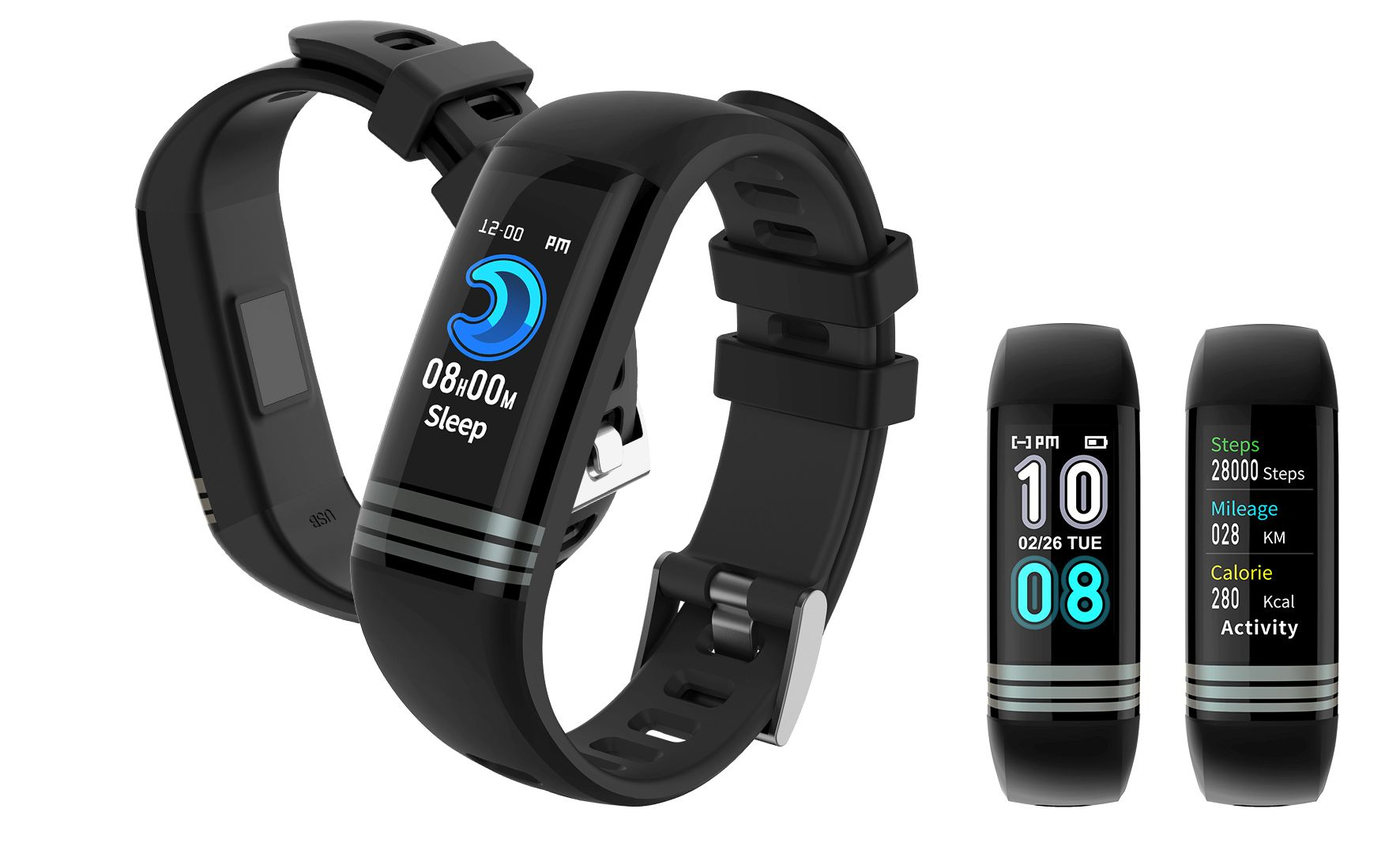 meanit Smart watch M10 termo